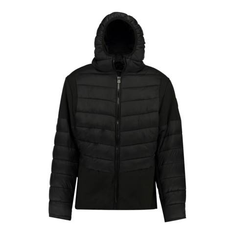 Geographical Norway Black Ducroc Jacket