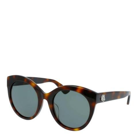 Gucci Women's Brown Sunglasses 54mm