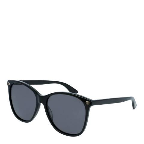 Gucci Women's Black Sunglasses 58mm