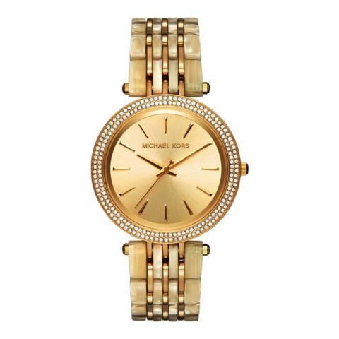 Michael Kors Women's Gold Darci Watch