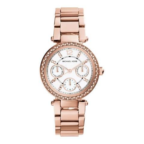 Michael Kors Women's Rose Gold Watch 33mm