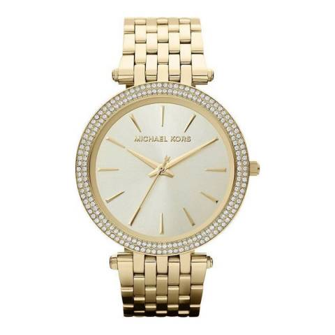 Michael Kors Women's Gold Darci Watch
