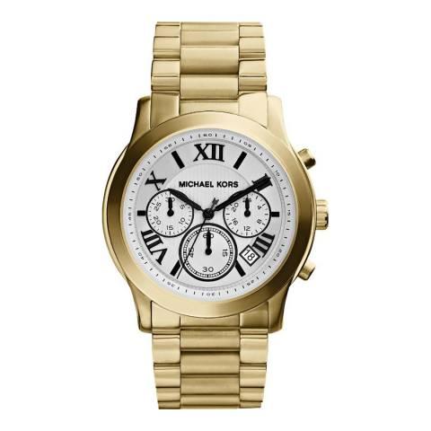 Michael Kors Women's Gold Cooper Watch