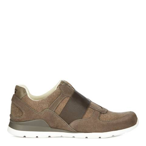UGG Taupe Annetta Serein Sneakers