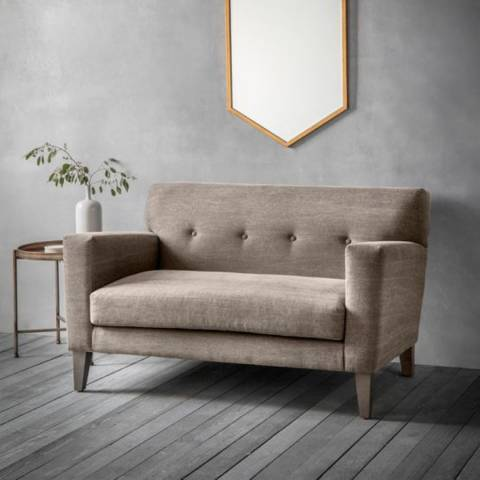 Gallery Shoreditch 2 Seater Sofa in Ranch Beige