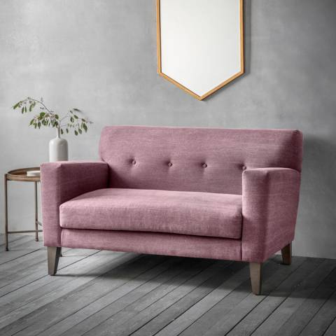 Gallery Shoreditch 2 Seater Sofa in Ranch Wine Red