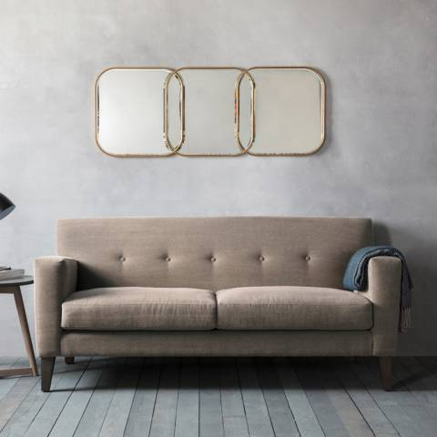 Gallery Shoreditch 3 Seater Sofa in Ranch Beige