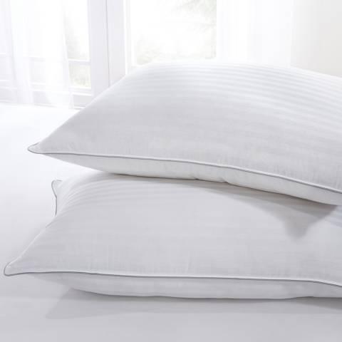 Cascade White Goose Down Pillow