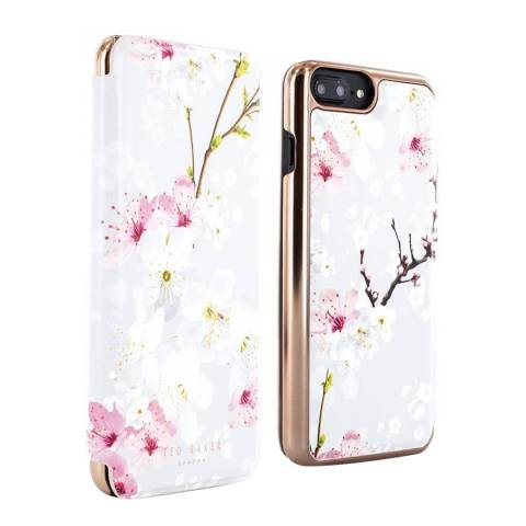 Ted Baker Oriental Blossom iPhone 7 Plus Folio Case