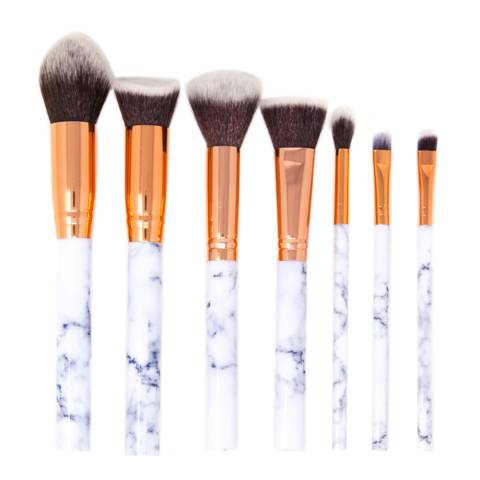 Marble Effect Make Up Brushes Brandalley