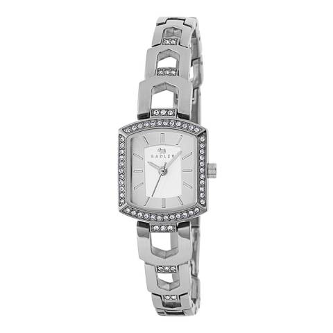 Radley Ladies' Silver Grosvenor Stainless Steel Bracelet Watch