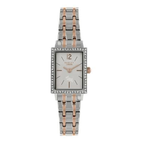 Radley Ladies' Silver/Rose Gold Primrose Hill Bracelet Watch