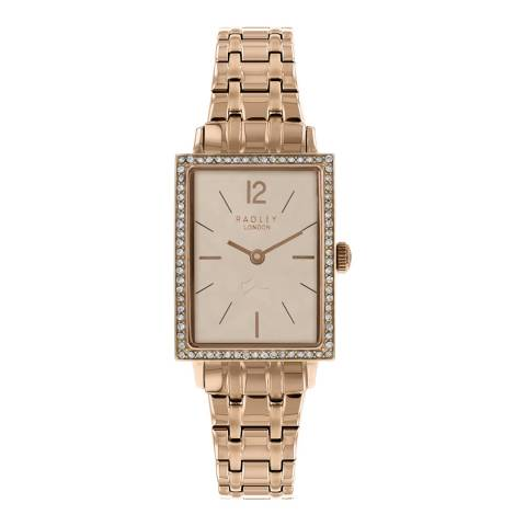 Radley Ladies' Rose Gold Primrose Hill Bracelet Watch