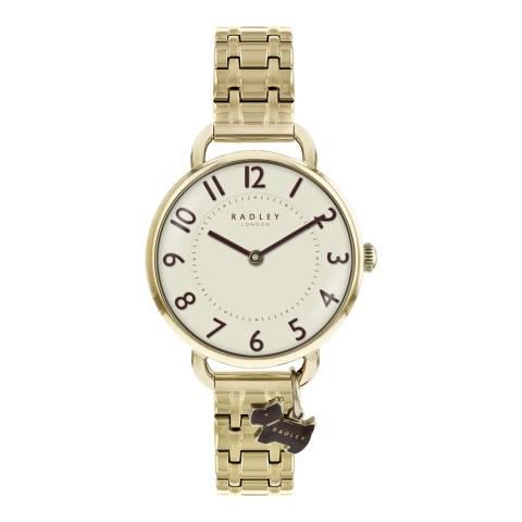 Radley Gold Southwark Park Bracelet Watch