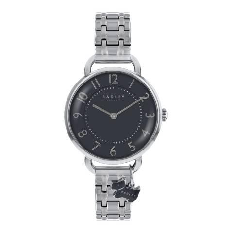 Radley Ladies' Silver Southwark Park Bracelet Watch