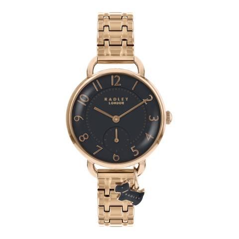 Radley Ladies' Rose Gold Southwark Park Bracelet Watch