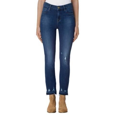 J Brand Tonic Blue Ruby Cigarette Jeans