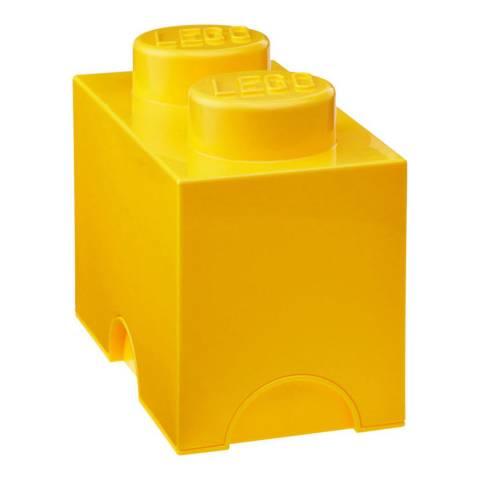 Lego 2 Brick Storage Box