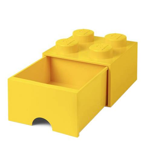 Lego Brick Draw 4, Yellow