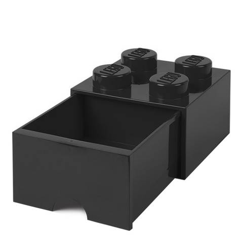 Lego Brick Draw 4, Black