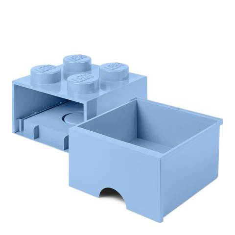 Lego Brick Draw 4, Royal Blue