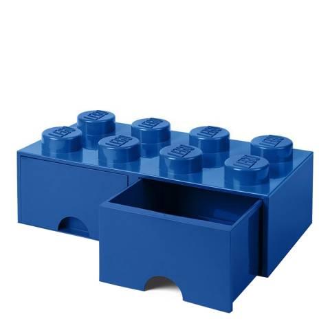 Lego Brick Draw 8, Blue