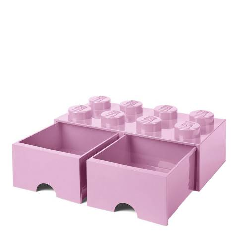 Lego Brick Draw 8, Lt Purple