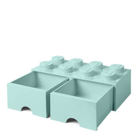 Lego Brick Draw 8, Lt Blue