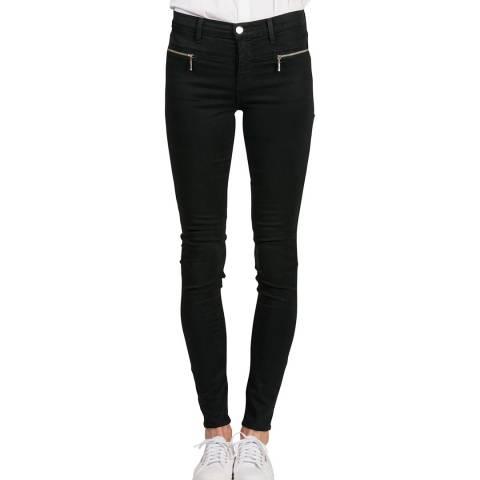 J Brand Moorland Green Miranda Skinny Stretch Jeans