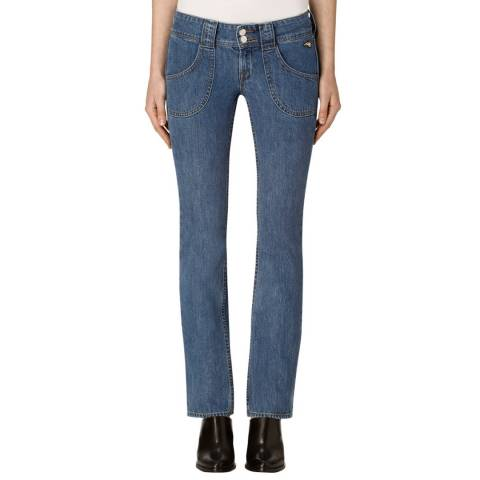 J Brand Electrify Blue Boy Girl Jeans