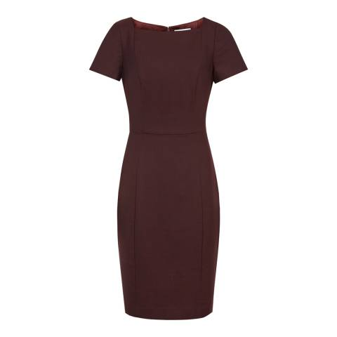 Reiss Berry Atlee Tailored Dress