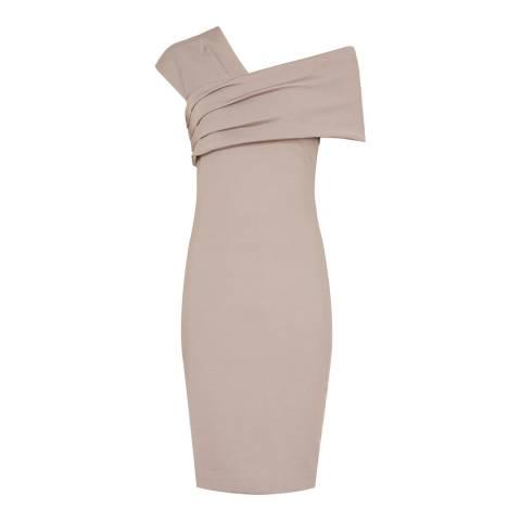 Reiss Ash Pink Cristiana Dress