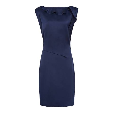 Reiss Indigo Tyra Day To Eve Dress
