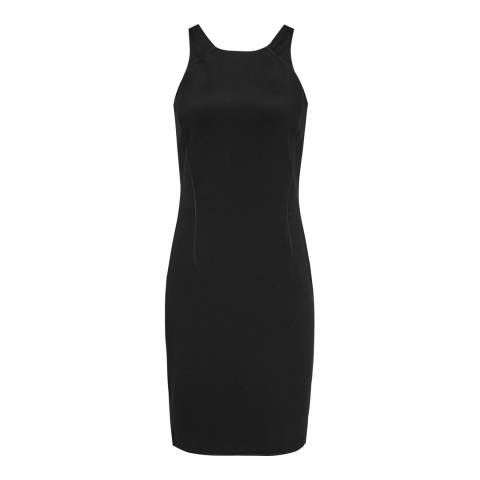 Reiss Black Angelica Bodycon Dress