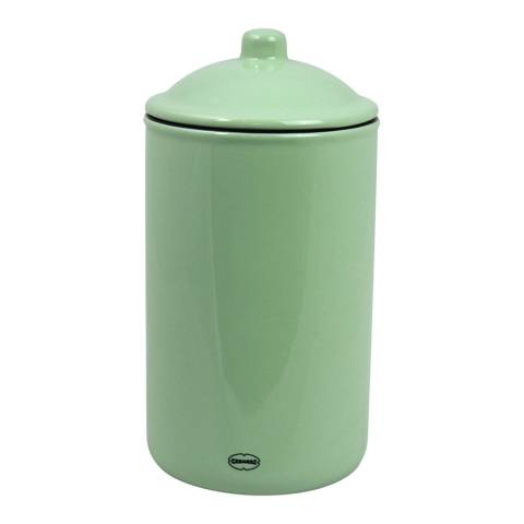 Cabanaz Storage Jar Green