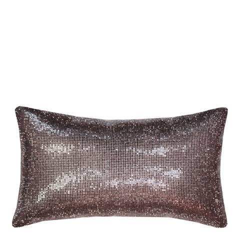 Kylie Minogue Aurora Mauve Cushion, 18x32cm