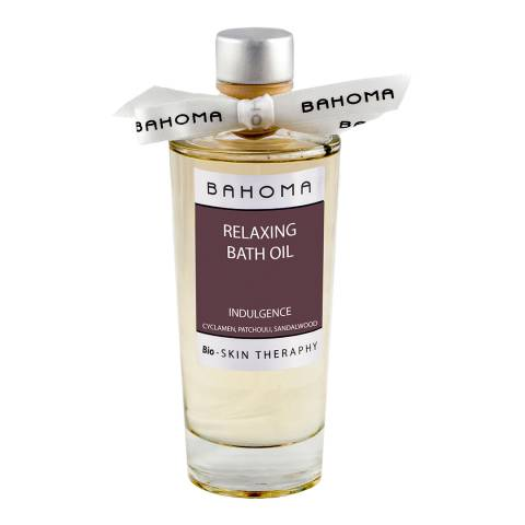Bahoma Indulgence Bath Oil 200ml