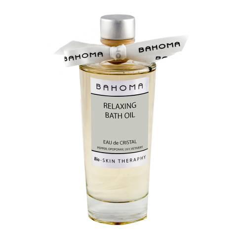 Bahoma Eau de Cristal Bath Oil 200ml