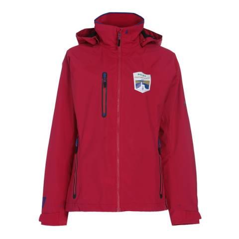 Musto Women's Pink Sardinia Jacket