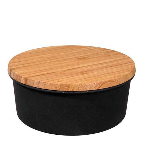 Zuperzozial Black Biscuit Lover Cookie Box