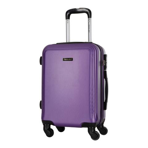 Travel One Violet Alicudi 4 Wheeled Suitcase 65cm