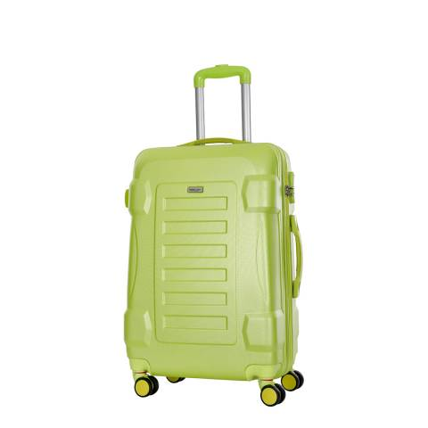 Travel One Green Linden 8 Wheeled Suitcase 50cm