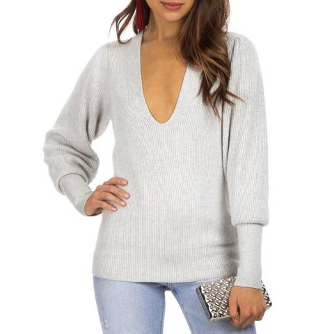 Free People Grey Gingersnap Tunic