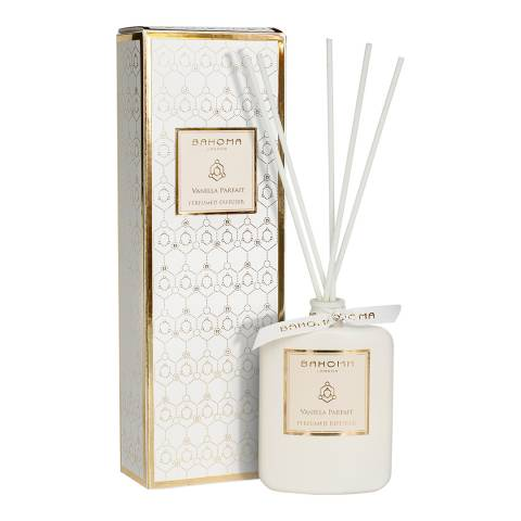 Bahoma Pearl 100ml Diffuser Vanilla Parfait