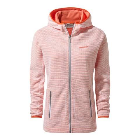 Craghoppers Orange Hood Jacket