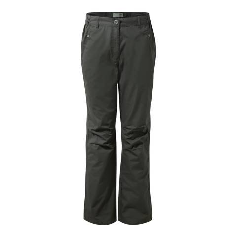 Craghoppers Charcoal C65 Trousers