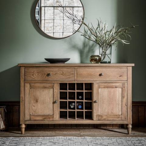 Gallery Cookham Large Sideboard, Oak