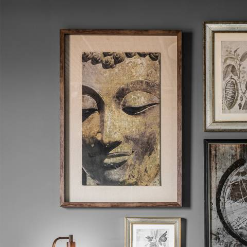 Gallery Zen Buddha I Framed Art 60x94cm