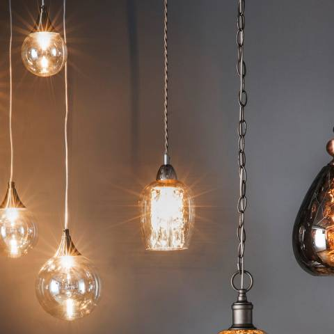 Gallery Salinas Single Pendant Light