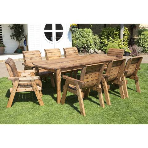 Charles Taylor Eight Seater Table Set